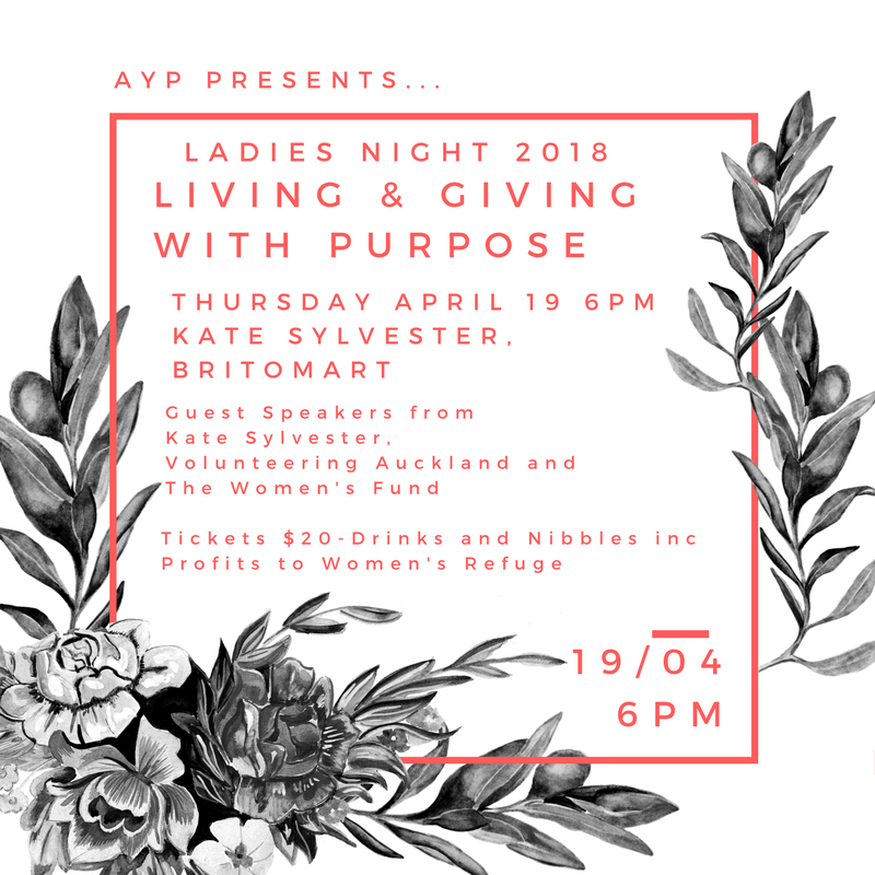 Living and Giving with Purpose